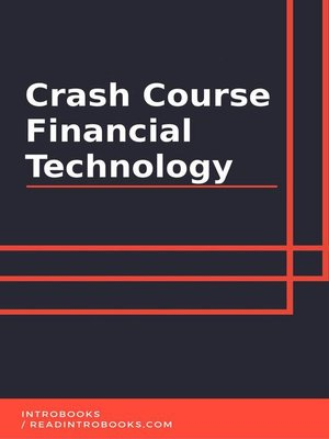 cover image of Crash Course Financial Technology