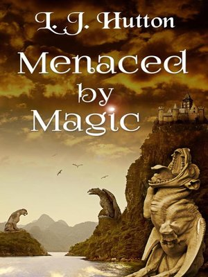 cover image of Menaced by Magic, #1