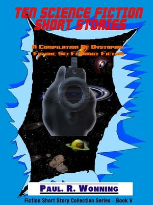 cover image of Ten Science Fiction Short Stories