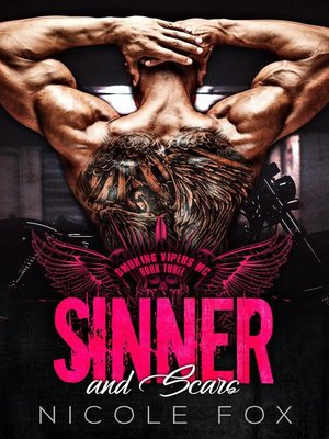 cover image of Sinner and Scars