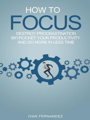 cover image of How to Focus