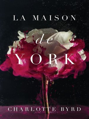 cover image of La Maison de York, #1