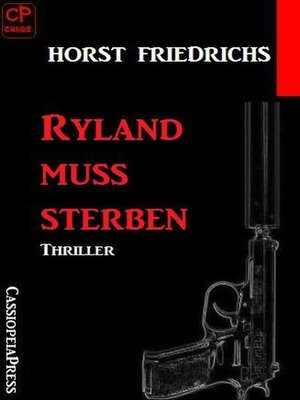 cover image of Ryland soll sterben