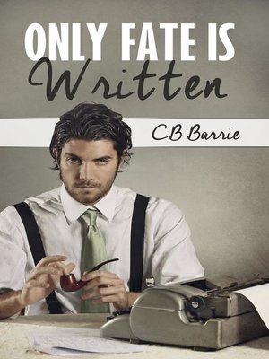 cover image of Only Fate Is Written