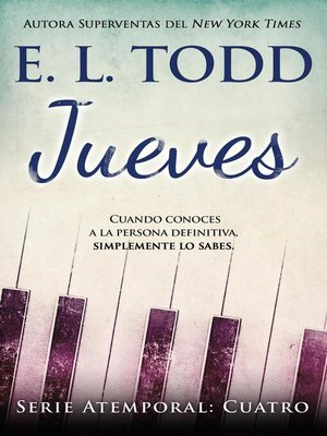 cover image of Jueves