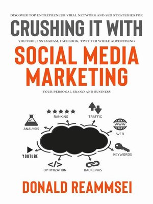 cover image of Crush It with Social Media Marketing 2019
