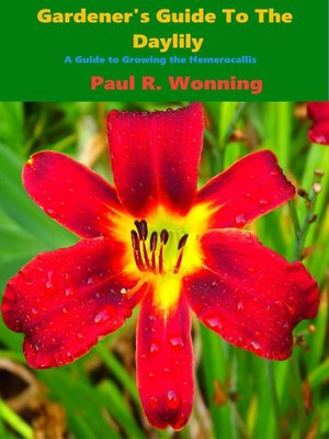 cover image of Gardener's Guide to the Daylily
