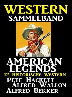 cover image of American Legends 12 historische Western