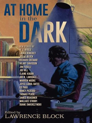 cover image of At Home in the Dark