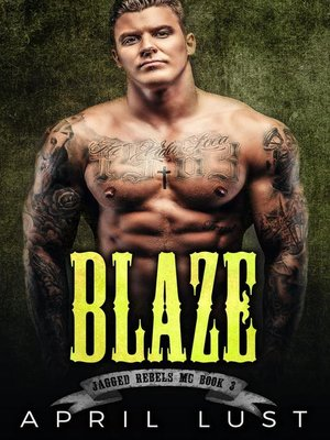 cover image of Blaze (Book 3)