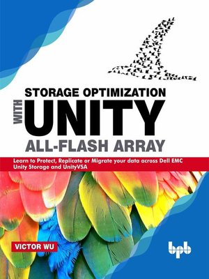 cover image of Storage Optimization with Unity All-Flash Array