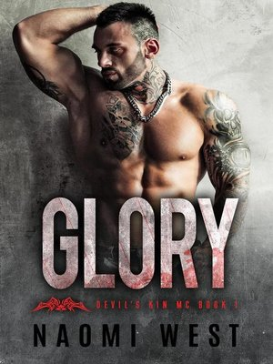 cover image of Glory (Book 1)