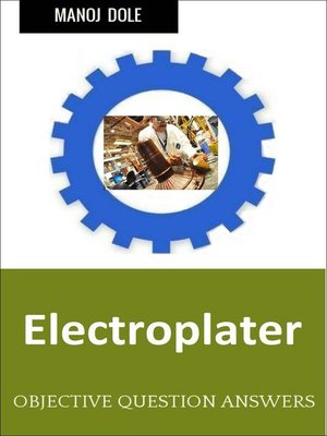 cover image of Electroplater