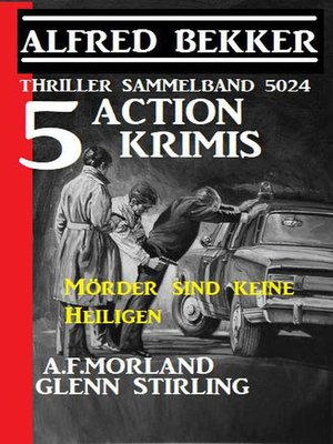 cover image of 5 Action Krimis
