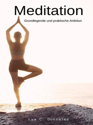 cover image of Meditation Grundlegende und praktische Anleitung