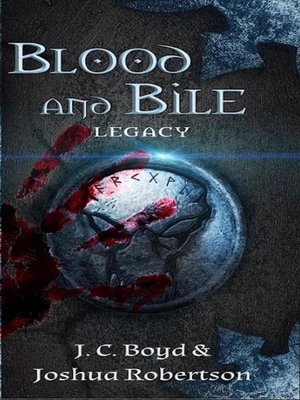 cover image of Blood and Bile