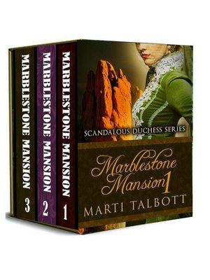 cover image of Marblestone Mansion, (Omnibus, Books 1--3)