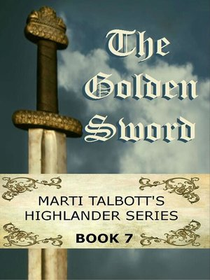 cover image of The Golden Sword, Book 7