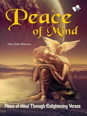 cover image of Peace of Mind
