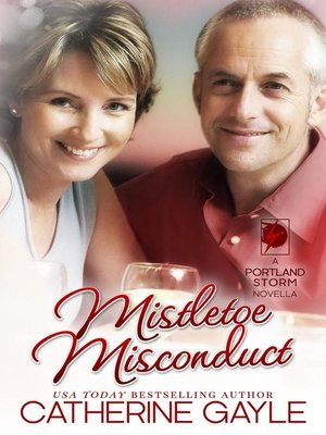 cover image of Mistletoe Misconduct