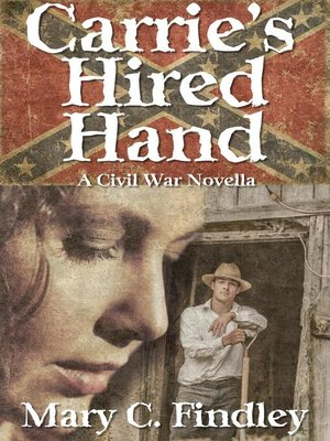 cover image of Carrie's Hired Hand