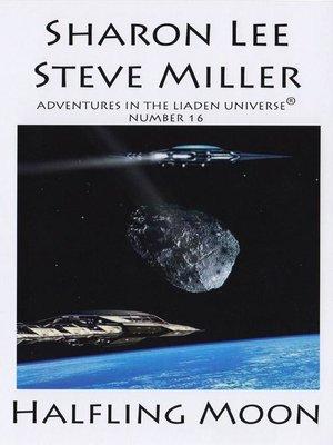 cover image of Halfling Moon