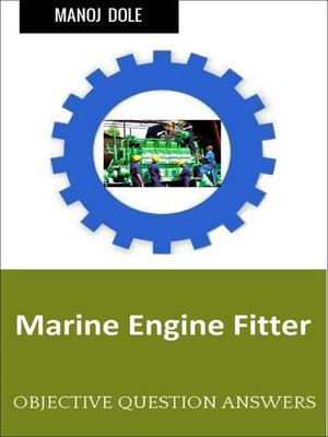 cover image of Marine Engine Fitter