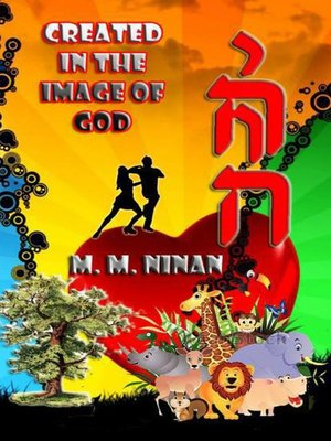 cover image of Created in the Image of God