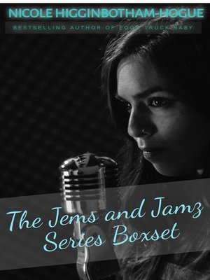cover image of The Jems and Jamz Series Boxset