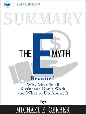 cover image of Summary of the E-Myth Revisited