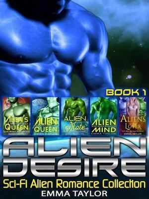 cover image of Alien Desire