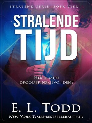 cover image of Stralende tijd