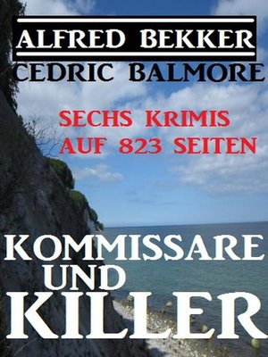 cover image of Kommissare und Killer