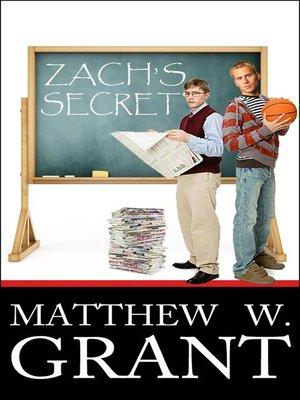 cover image of Zach's Secret