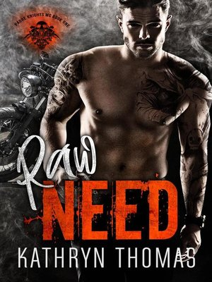 cover image of Raw Need (Book 1)