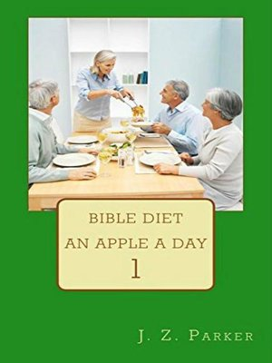 cover image of Bible Diet, an Apple a Day