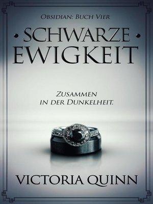 cover image of Schwarze Ewigkeit