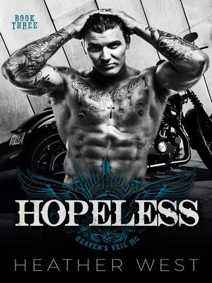 cover image of Hopeless (Book 3)