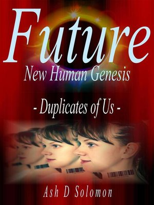 cover image of Future New Human Genesis