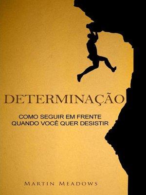 cover image of Determinação
