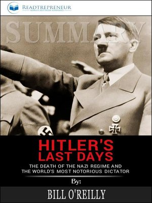cover image of Summary of Hitler's Last Days