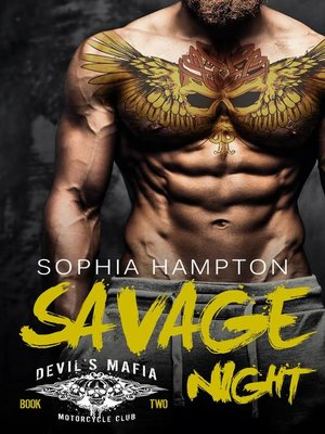 cover image of Savage Night