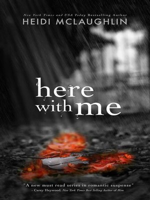 cover image of Here with Me