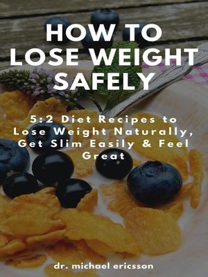 cover image of How to Lose Weight Safely