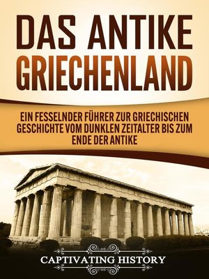 cover image of Das antike Griechenland