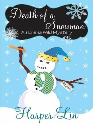 cover image of Death of a Snowman