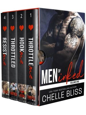 cover image of Men of Inked Books 1-3
