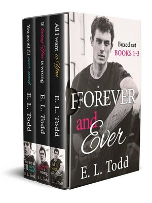 cover image of Forever and Ever Boxed Set