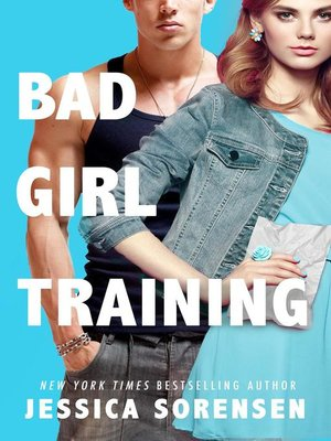 cover image of Bad Girl Training