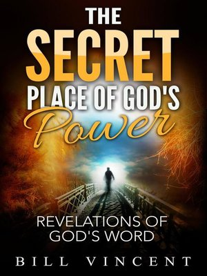 cover image of The Secret Place of God's Power